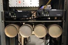KE8LDH radios and duplexer